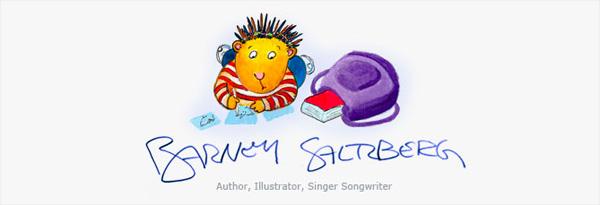 Barney Saltzberg [website]