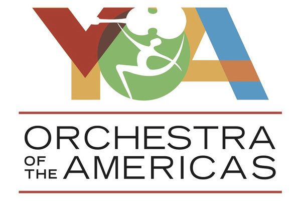 YOA Orchestra of the Americas web design