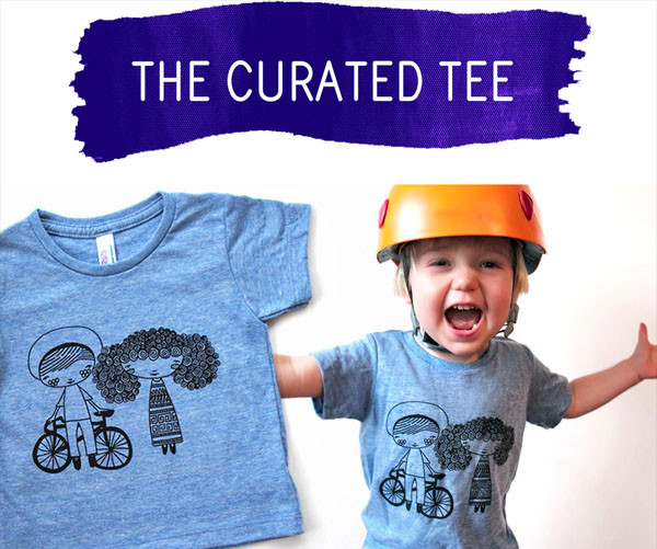 The Curated Tee